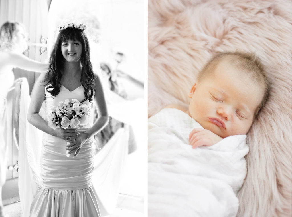milly's wedding and chloe's birth